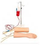 Манекен верхней конечности для выполнения внутривенных инъекций