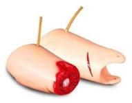 Тренажер остановки кровотечения из бедра