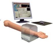 Модель для остановки кровотечения из руки