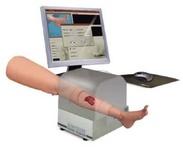 Модель для остановки кровотечения из ноги