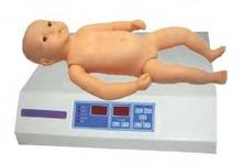 Симулятор  пальпации и аускультации сердца и легких у младенцев