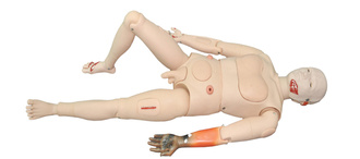 Манекен для  уходу за пациентом с травматическими повреждениями