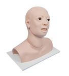 Тренажер для обучения технике промывания наружного слухового прохода