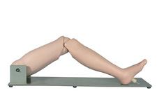 Тренажер нижней конечности взрослого человека для обучения технике выполнения пункции костного мозга