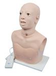 Тренажер для обучения технике обследования полости носа (электронный мониторинг)