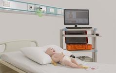 Манекен грудного ребенка для  оказания неотложной помощи