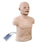 Манекен (пожилого) для отработки навыков проведения СЛР и интубации