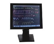 Модельный многопараметрический ЭКГ-монитор