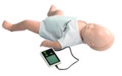 Манекен ребенка для СЛР (Resusci Baby QCPR)