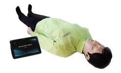 Манекен для CPR с б/п управлением
